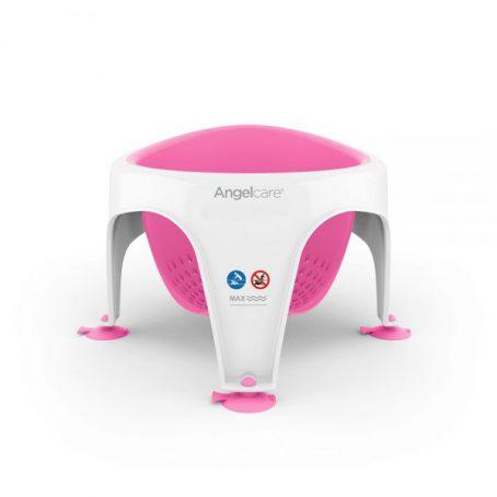 Bath Ring Seat Pink